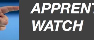 Apprentice Watch