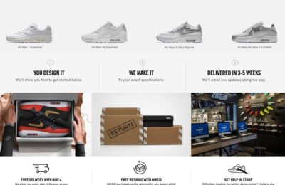 Nike to launch new Customer Experience