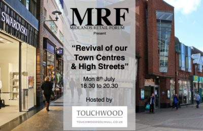 Is Touchwood Solihull leading the way for the future of Retail?